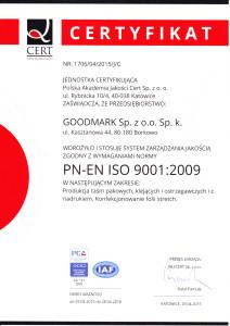 GOODMARK C 2015 (POL)